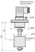 KFV-A 39D934  Niveauschakelaar